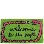 Felpudo Welcome To The Jungle con Descuento