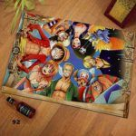 Felpudo One Piece en Oferta